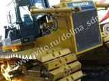 Бульдозерно-рыхлительный агрегат Shantui SD 22