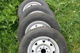 Комплект колес R13 (новые), бу